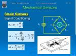 mechanical sensors14