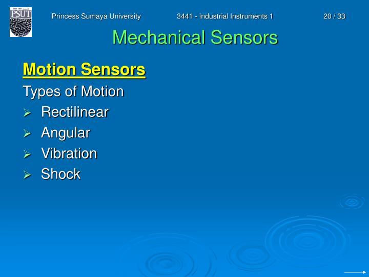 3441 - Industrial Instruments 1