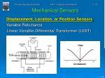 mechanical sensors4