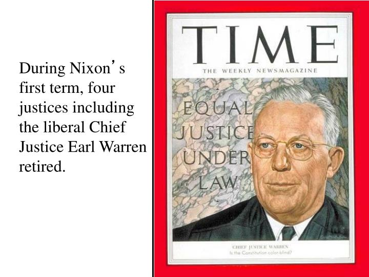 During Nixon