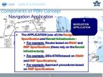 components of pbn concept navigation application