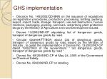 ghs implementation2