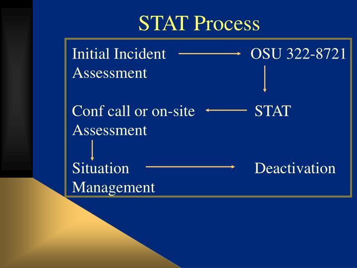 STAT Process
