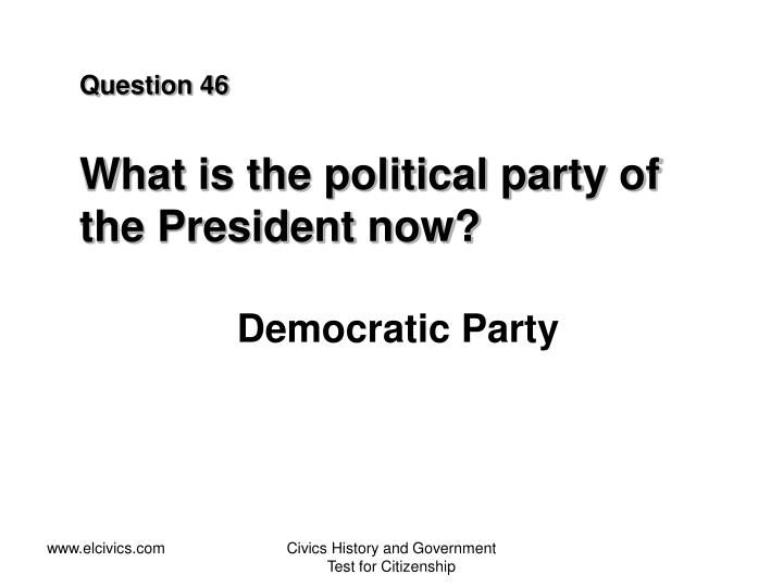 Question 46