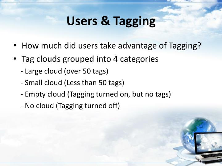Users & Tagging