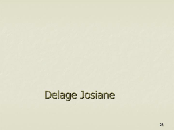 Delage Josiane