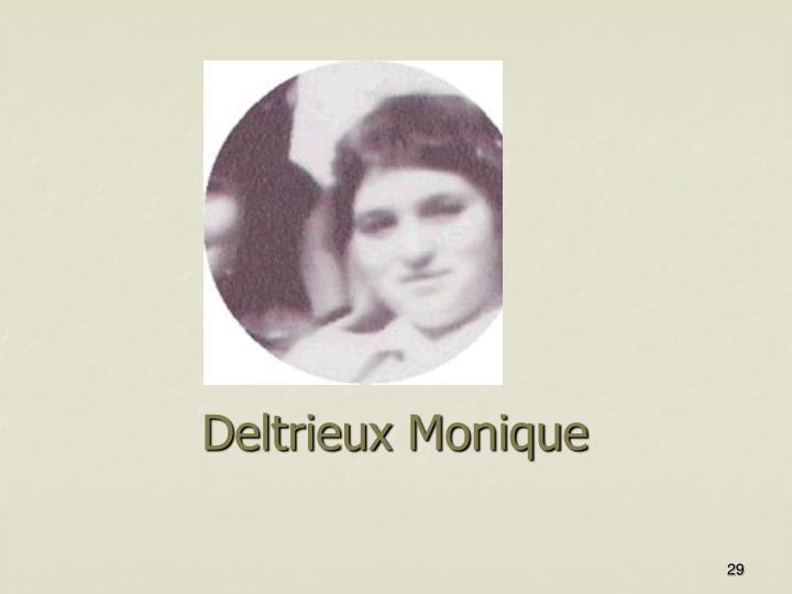 Deltrieux Monique