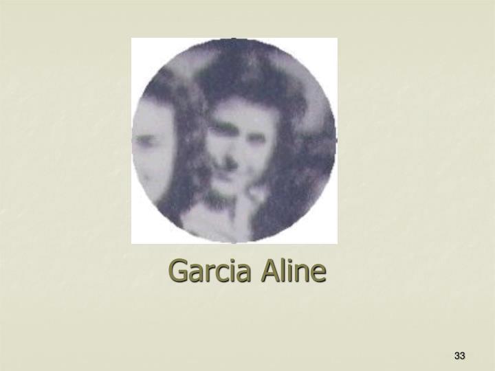 Garcia Aline