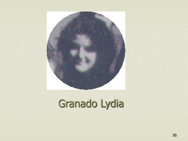 Granado Lydia