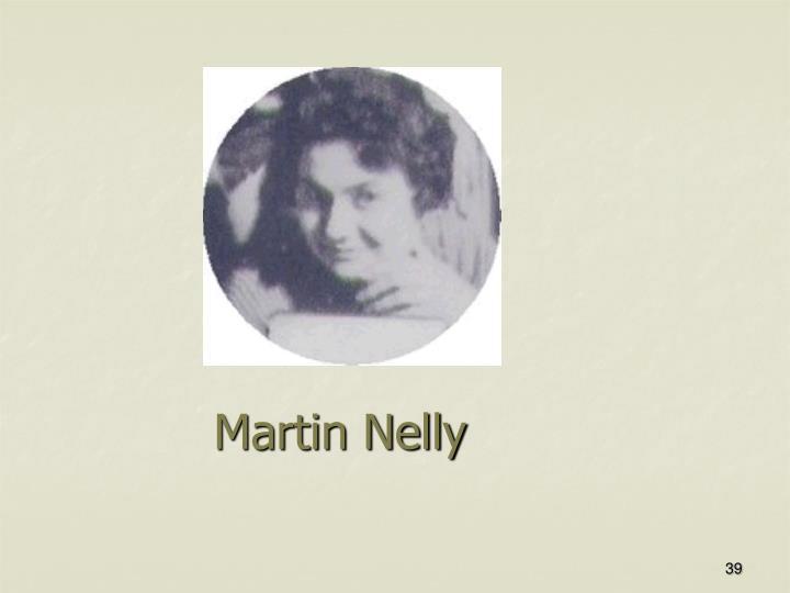 Martin Nelly