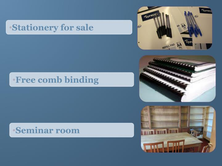 Stationery for sale