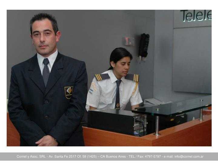 Cornel y Asoc. SRL - Av. Santa Fe 2517 Of. 58 (1425) – CA Buenos Aires - TEL / Fax: 4797-5797 - e mail: info@cornel.com.ar