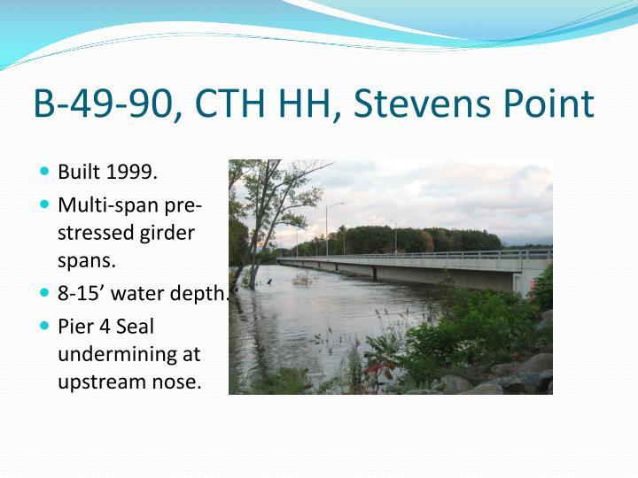 B-49-90, CTH HH, Stevens Point