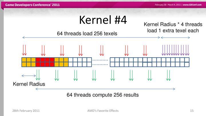 Kernel #4