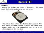 basics of it16