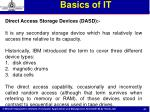 basics of it31