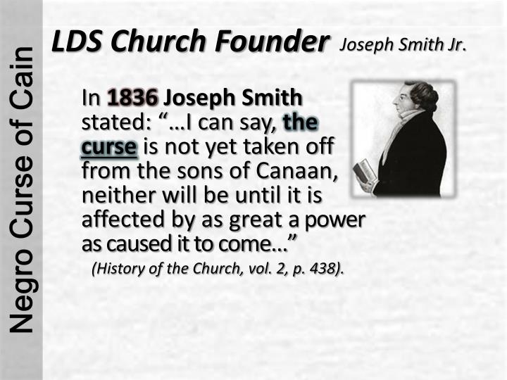 LDS Church Founder