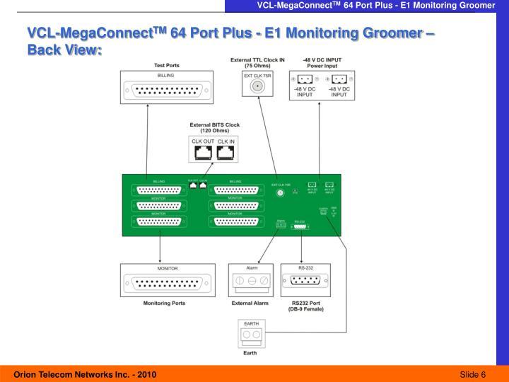 VCL-MegaConnect