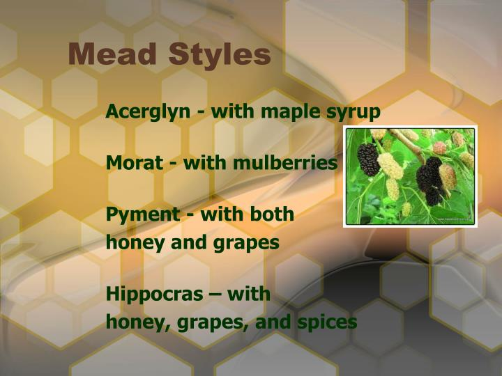 Mead Styles