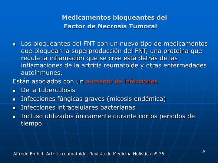 Medicamentos bloqueantes del