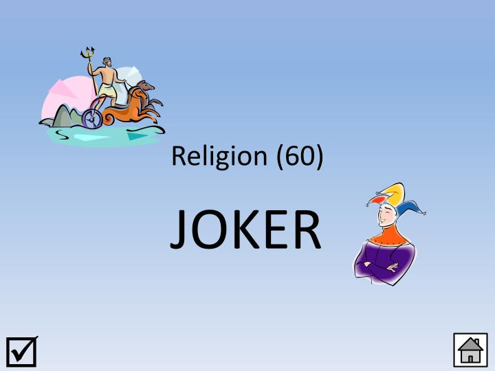 Religion (60)
