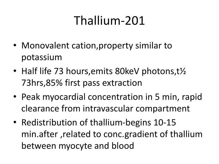 Thallium-201