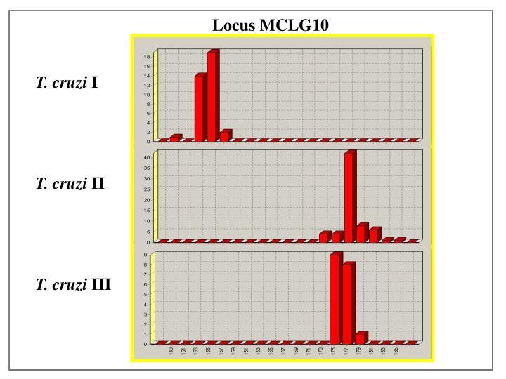 Locus MCLG10