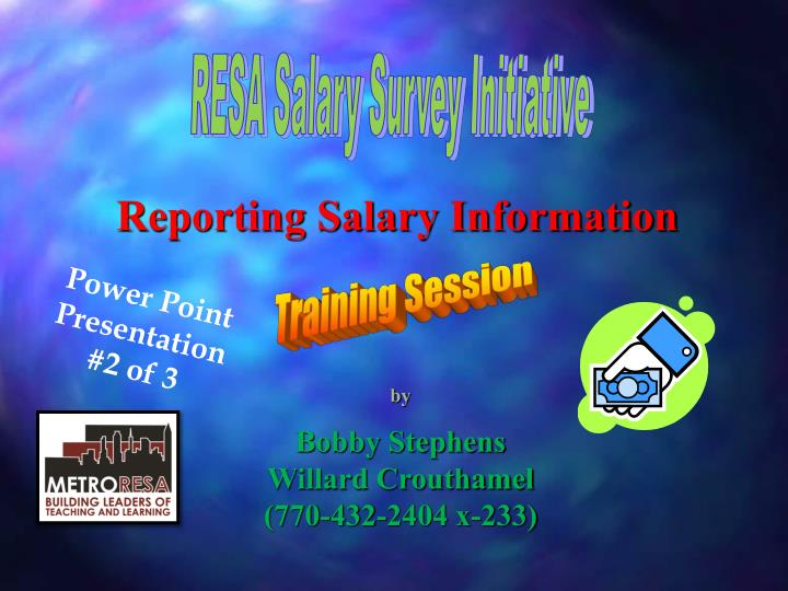 RESA Salary Survey Initiative