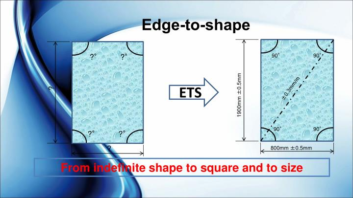 Edge-to-shape