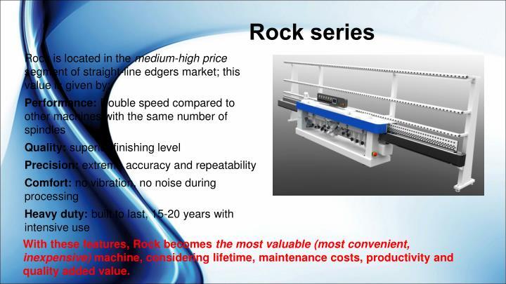 Rock series