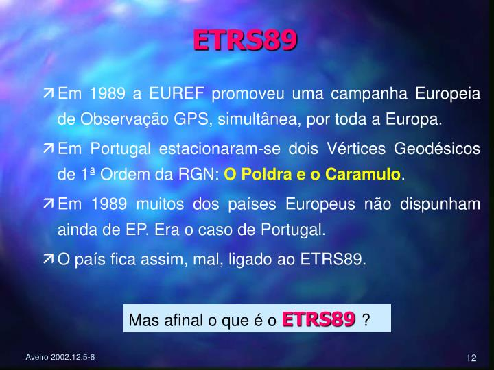 ETRS89