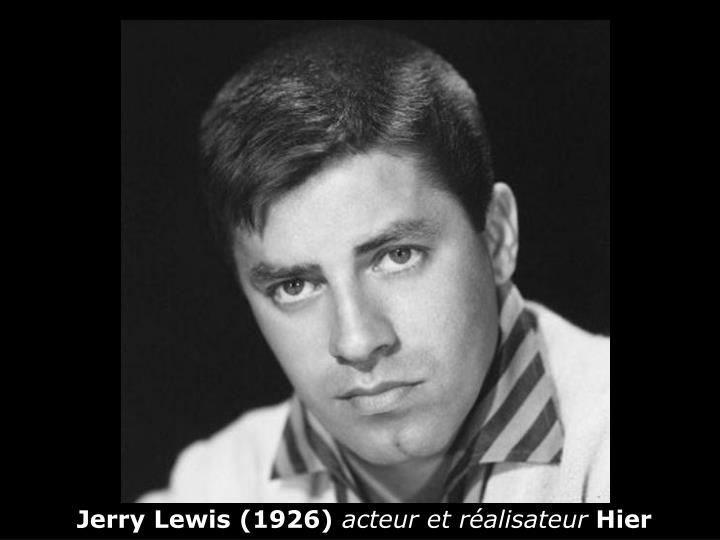 Jerry Lewis (1926)