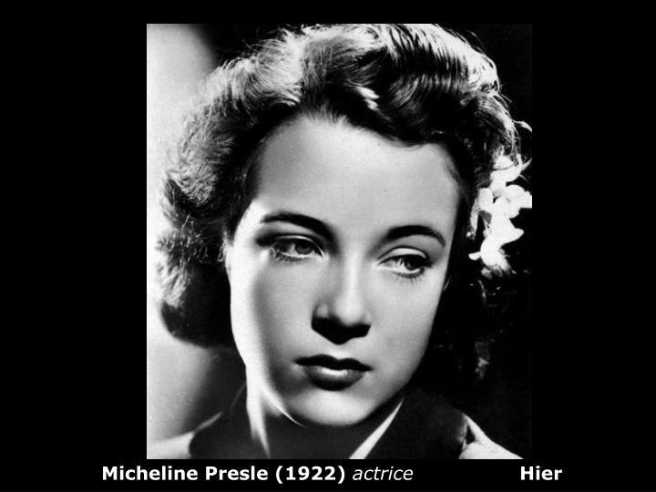 Micheline Presle (1922)