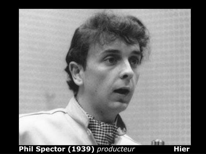 Phil Spector (1939)