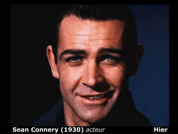 Sean Connery (1930)