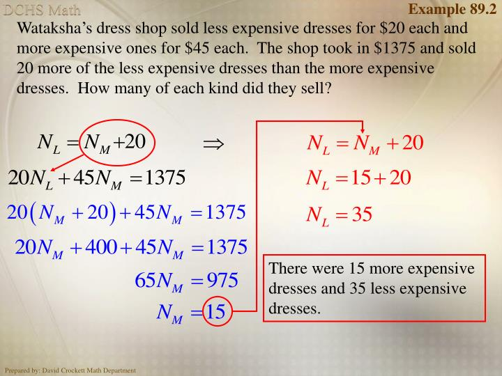 Example 89.2