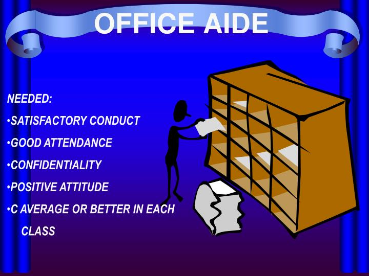 OFFICE AIDE