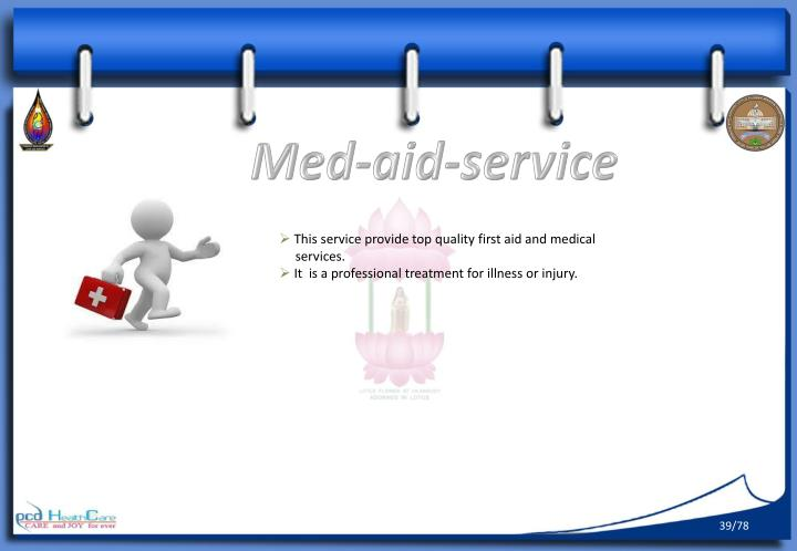 Med-aid-service