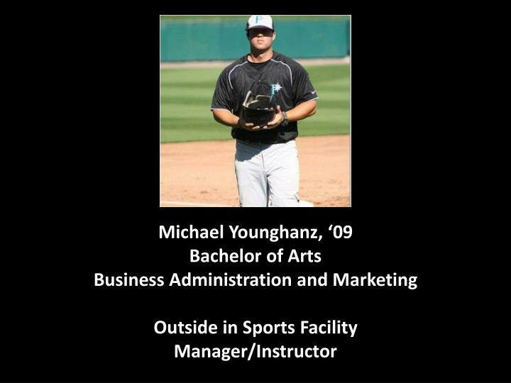 Michael Younghanz, '09