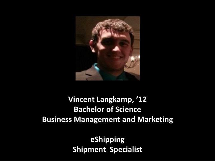 Vincent Langkamp, '12