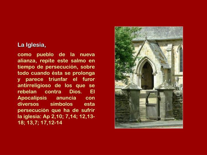 La Iglesia,