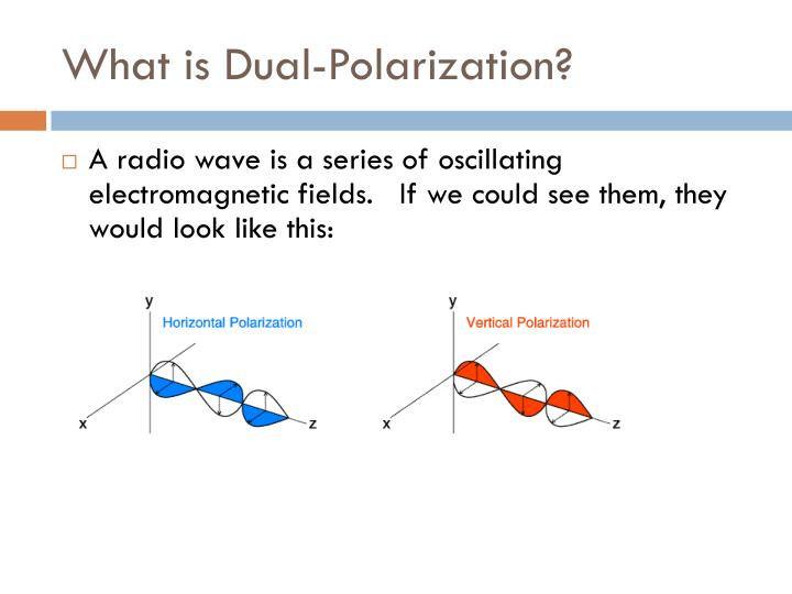 What is dual polarization
