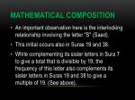 mathematical composition12
