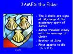 3 james the elder
