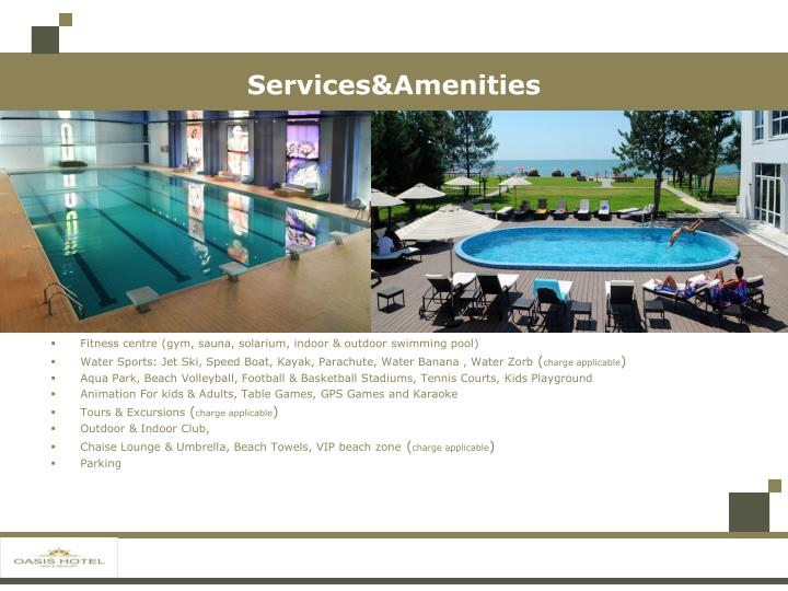 Services&Amenities