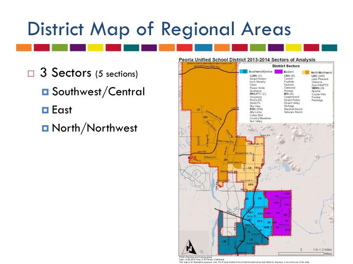 District Map of Regional