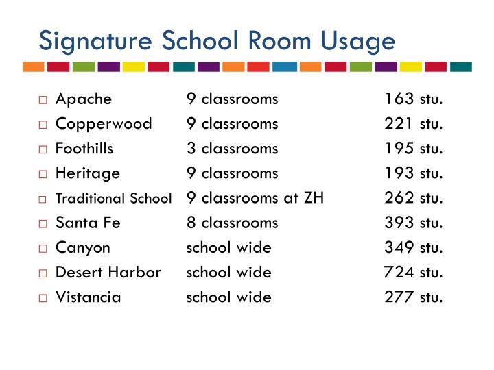 Signature School