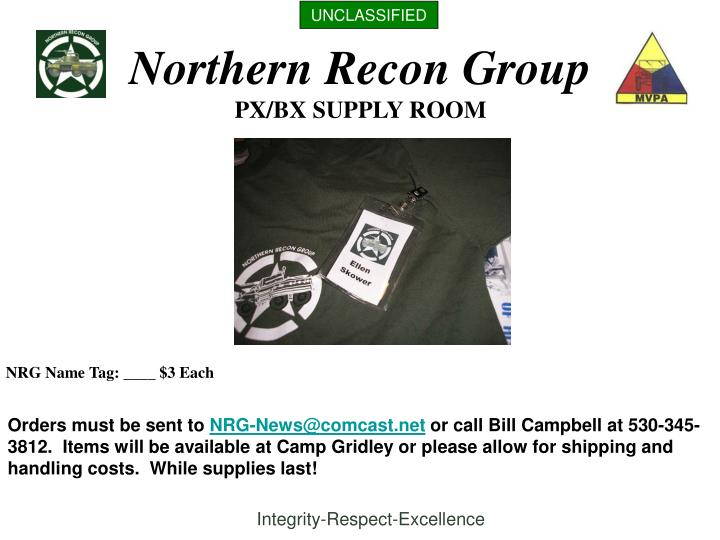 Northern recon group2
