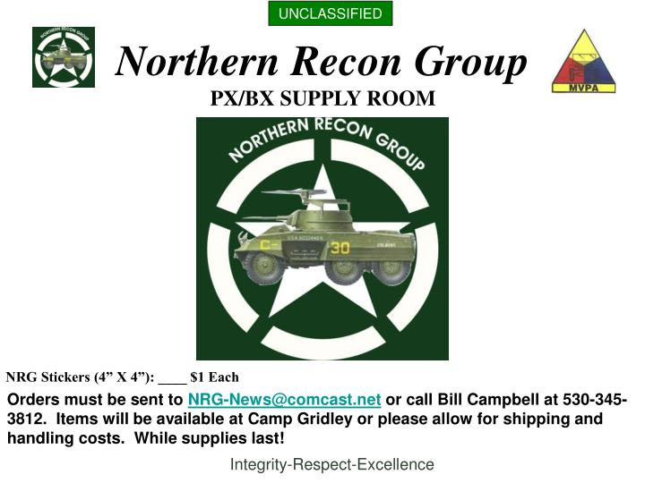 Northern Recon Group
