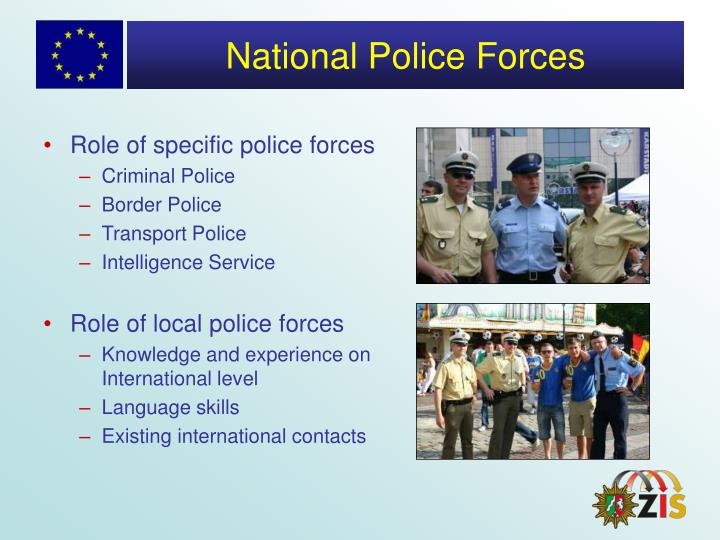 National Police Forces